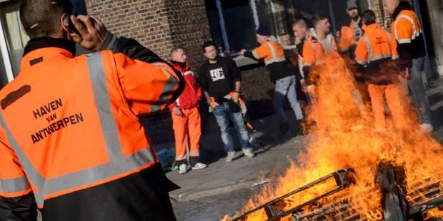 La Belgique vit au ralenti: circulation des trains fortement perturbée dans le Hainaut - La DH