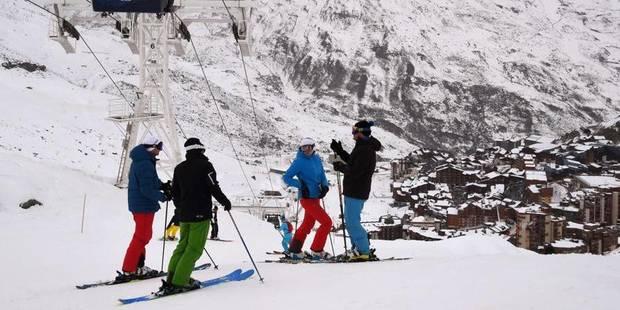 Que dépensent vraiment les Belges au ski ? - La DH