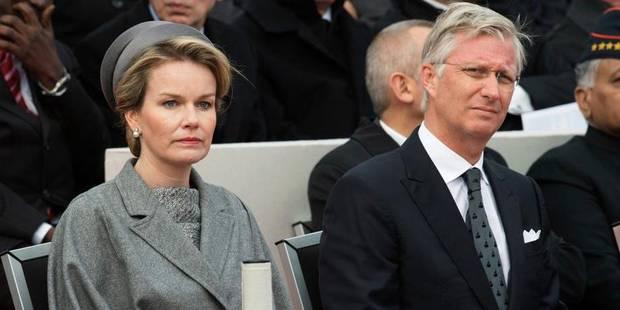 Combien la monarchie belge va-t-elle co�ter � l'Etat en 2015?