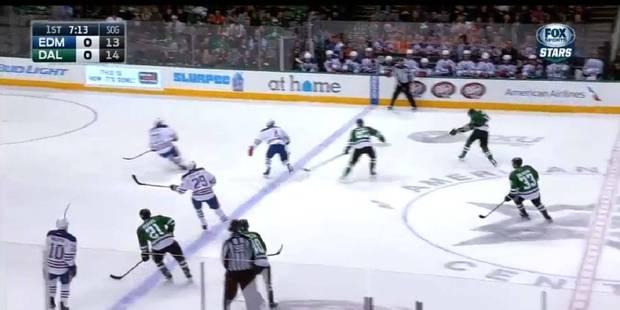 NHL: le coup de canon de John Klingberg - La DH