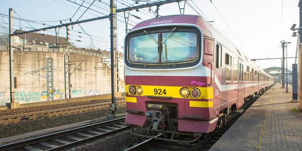 Situation rétablie sur la ligne ferroviaire Hal-Vilvorde - La DH