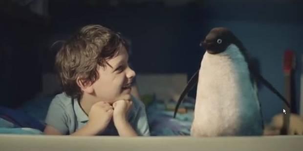 """""""Christmas ads"""", ces mini-films publicitaires féeriques et parodiés - La DH"""