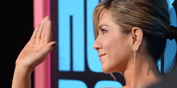 Quand Jennifer Aniston insulte une actrice et fait presque pleurer un journaliste - La DH