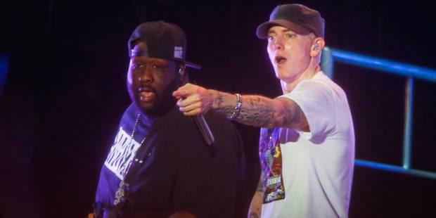 Eminem choque encore - La DH
