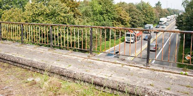 Soixante-trois ponts sous haute surveillance en Wallonie - La DH