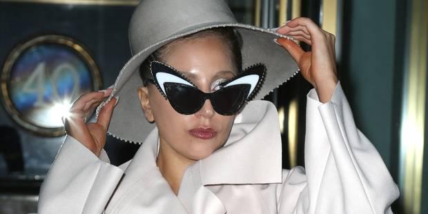Lady Gaga cacherait une lourde blessure, un viol - La DH