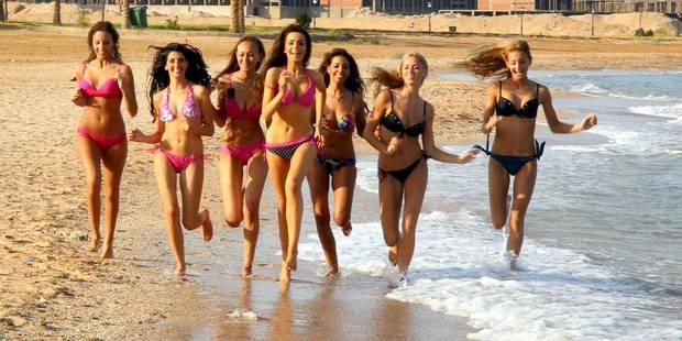 Miss Belgique: tensions entre finalistes et ex-candidates - La DH