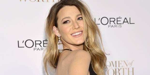 Blake Lively: la grossesse lui va à ravir - La DH