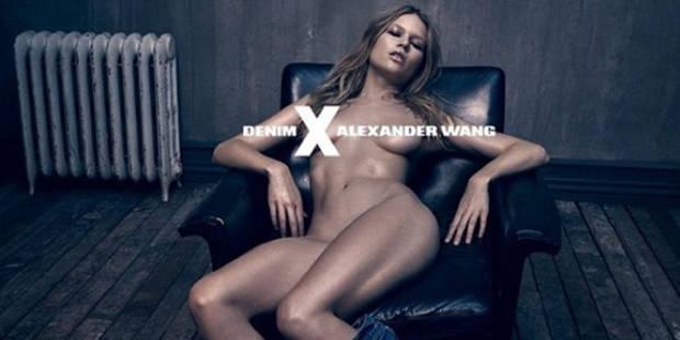 Inspiration porno pour la nouvelle campagne Alexander Wang? - La DH