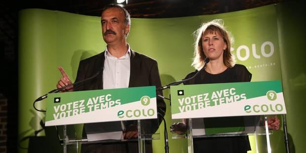 Ecolo envisage de cr�er un parti f�d�ral avec Groen
