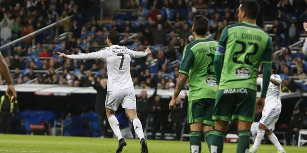 Cristiano Ronaldo entre record et piscine - La DH