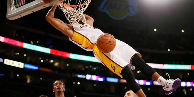 NBA: les 10 plus belles phases de la nuit ! (VIDÉO) - La DH