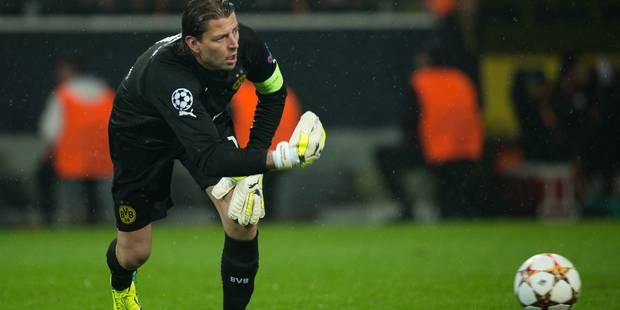 Dortmund sans son gardien vedette face à Anderlecht? - La DH