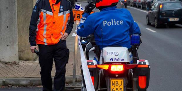 Coup de filet de la PJF de Mons-Tournai