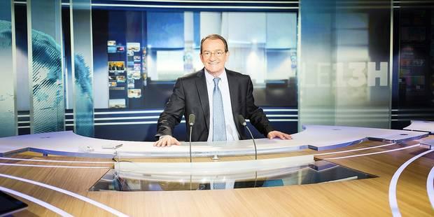 Dans les coulisses du journal de TF1 - La DH