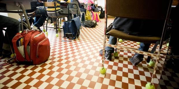 Les élèves bruxellois non néerlandophones risquent d'être privés d'école secondaire flamande - La DH