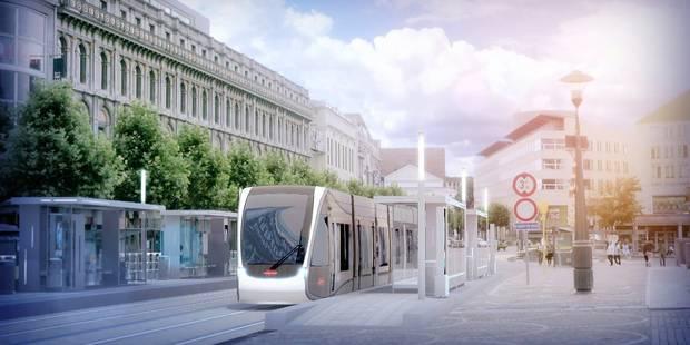 Mobiliège construira le tram liégeois - La DH