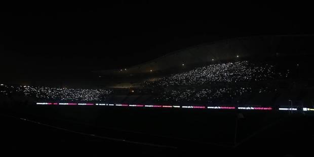 Besiktas-Tottenham: un match stoppé plusieurs fois et des images magnifiques - La DH