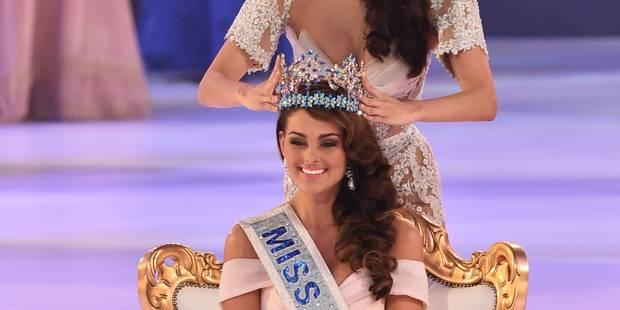 Miss Afrique du Sud couronnée Miss Monde 2014 (photos) - La DH