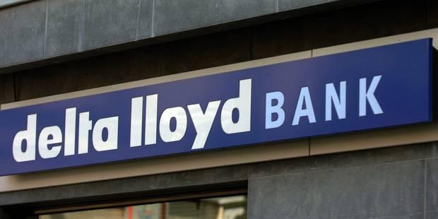 Delta Lloyd Bank Belgium devient chinois - La DH