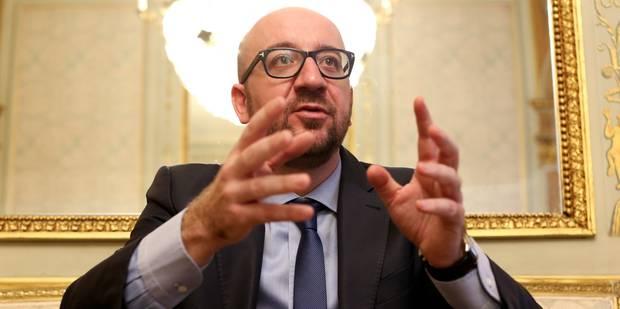 """Michel promet de """"toucher les mouvements de capitaux"""" - La DH"""