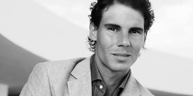 Rafael Nadal ambassadeur mondial de Tommy Hilfiger - La DH