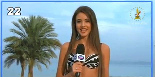 """Malissia Sirica et la langue française: """"Si vous voulez que je deviens Miss Belgique"""" - La DH"""