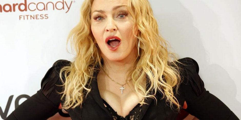 Madonna contrainte de sortir six nouveaux titres... à l'avance
