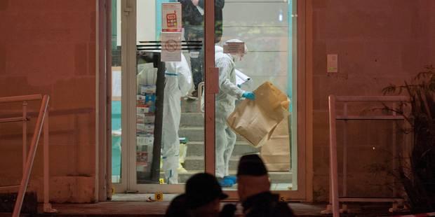 France: des policiers abattent un homme dans un commissariat - La DH