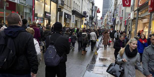 Courses de Noël: ventes en baisse de 20% par rapport à l'an dernier - La DH