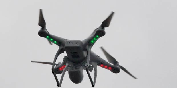 La N-VA veut une législation fédérale sur les drones - La DH