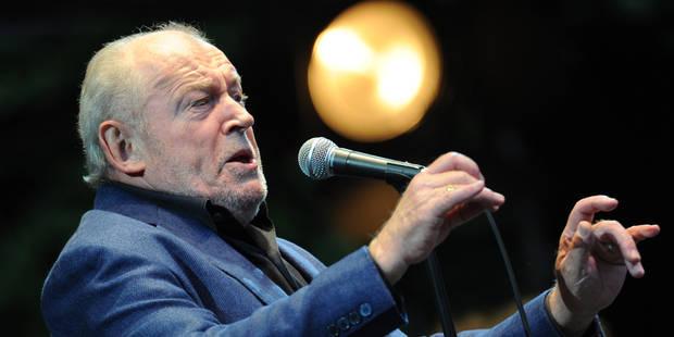 Le chanteur Joe Cocker est décédé - La DH