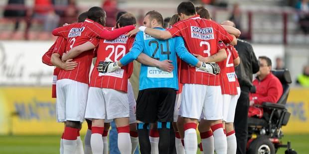 Mons et six autres clubs de D2 interdits de transfert - La DH