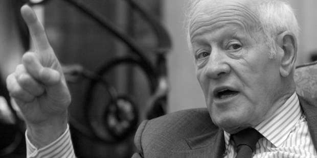 Jacques Chancel est mort à 86 ans - La DH