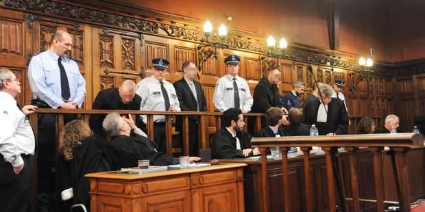 Procès Jarfi: Des peines allant de 30 ans à la perpétuité - La DH