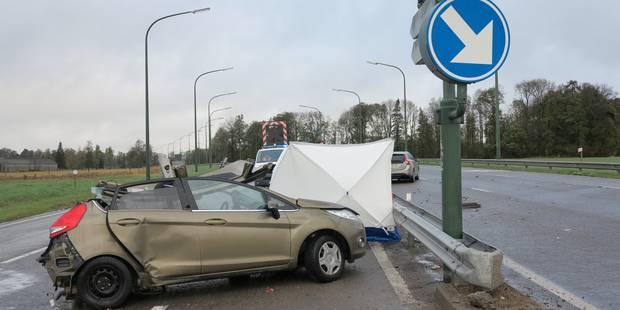 Le nombre de tués en forte baisse sur les routes wallonnes - La DH