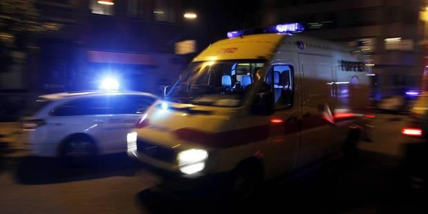 Un camionneur fait un malaise mortel - La DH