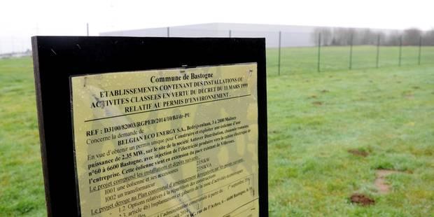Éolienne à Bastogne : un recours de la commune - La DH