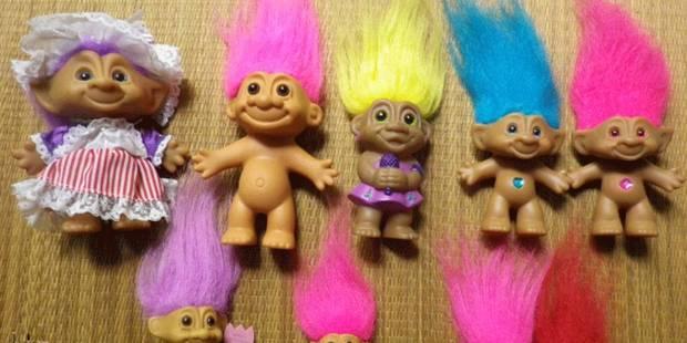 Les Rollers Fisher Price, les Magic Trolls,... La liste de Noël des 90' - La DH