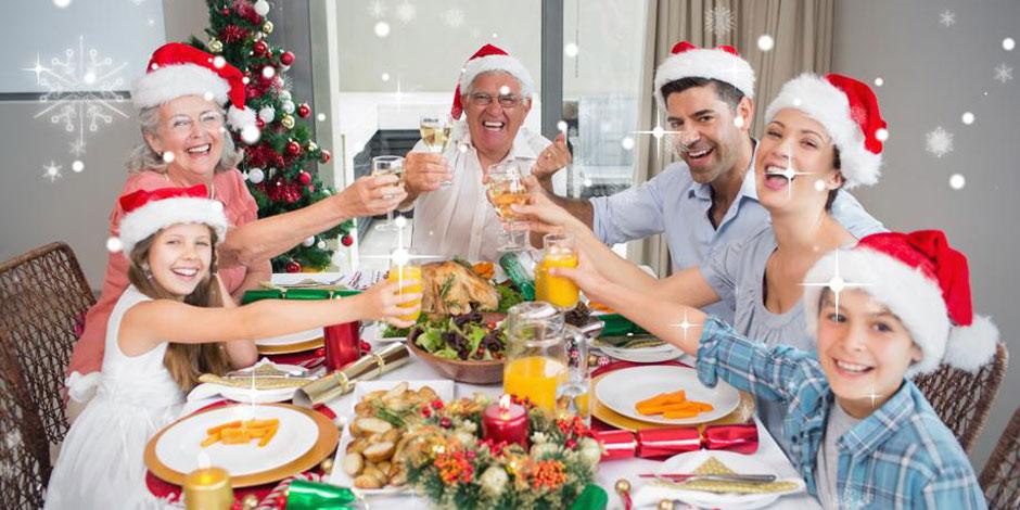 Pour Noël, le Belge adore se retrouver en famille! - La DH