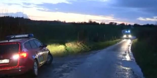 Le corps découvert dans une voiture incendiée à Beaumont est celui d'un adulte - La DH