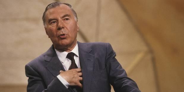 L'ancien Premier ministre Leo Tindemans est mort