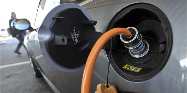Les ventes de voitures électriques ont doublé - La DH