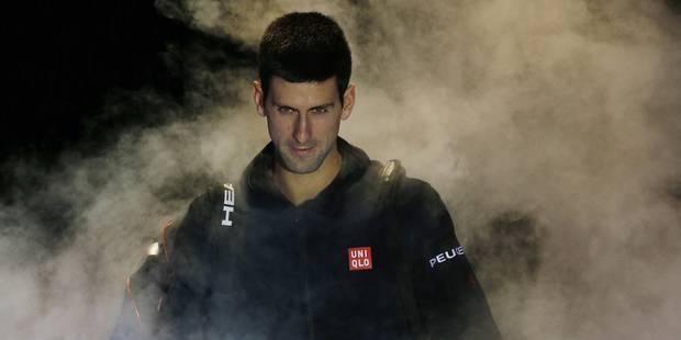 Djokovic s'énerve contre les tricheurs - La DH