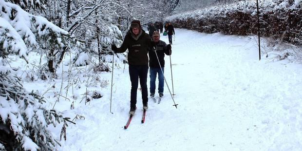 Où skier ce dimanche en Belgique ? - La DH