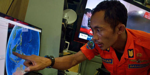 Avion d'AirAsia disparu: recherches en cours, l'anxiété monte - La DH