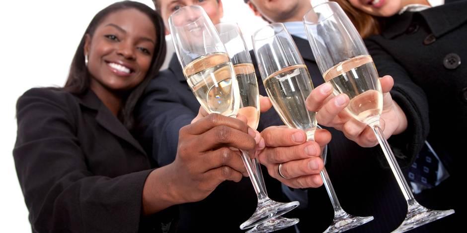 Des bulles d'exception pour un Nouvel An réussi - La DH