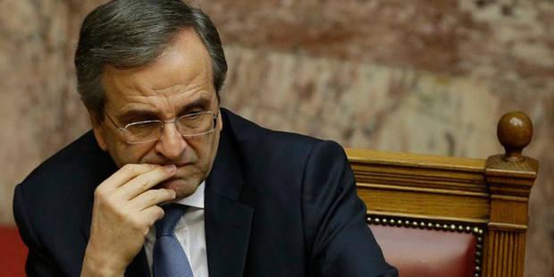 Stavros Dimas échoue à nouveau à se faire élire président de la Grèce - La DH