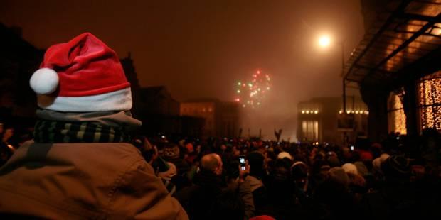 Bruxelles: Plusieurs rues du centre-ville seront fermées la soirée du 31 - La DH