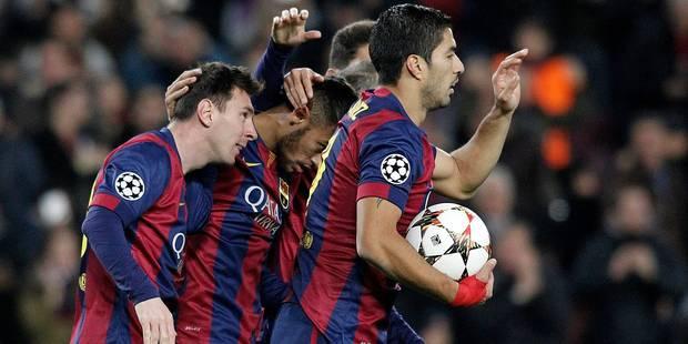 Le Barça interdit de transferts en 2015 ! - La DH